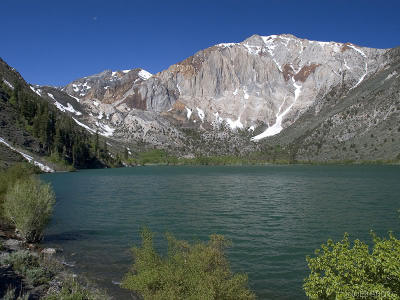 Scenic image of the Eastern Sierra